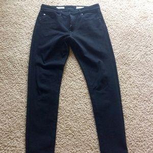 AG Farrah Skinny High Rise Jeans